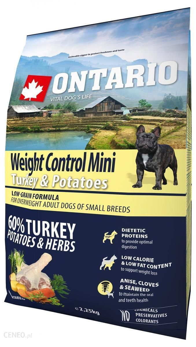 ONTARIO ADULT MINI WEIGHT CONTROL2