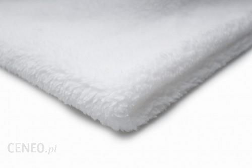 Orient Fashion Dzianina Minky Baranek Biały