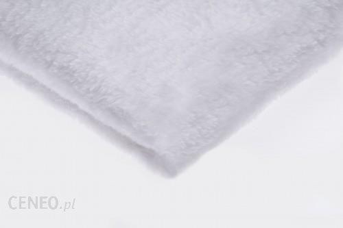Orient Fashion Minky Plush Dwustronny Biały
