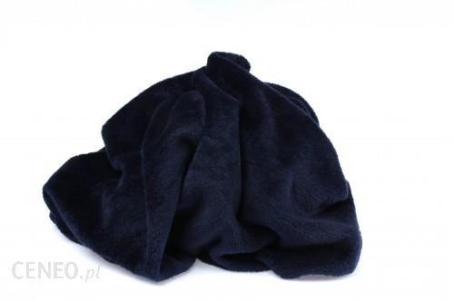 Orient Fashion Minky Plush Dwustronny Granat