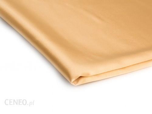 Orient Fashion Satyna cienka z Lycrą Jasny Złoty