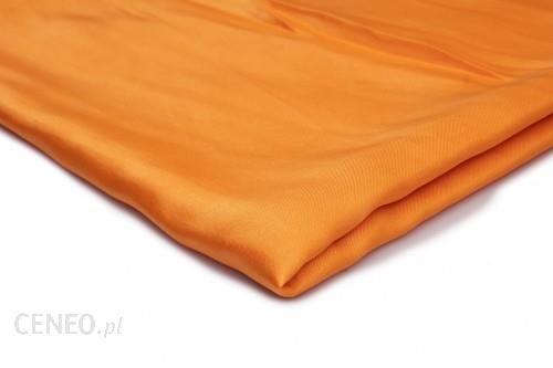 Orient Fashion Satyna Gładka / Atłas Pomarańczowy