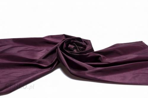 Orient Fashion Tafta Gładka Ciemny fiolet