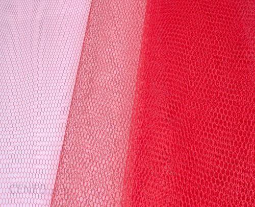 Orient Fashion Tiul sztywny Koral