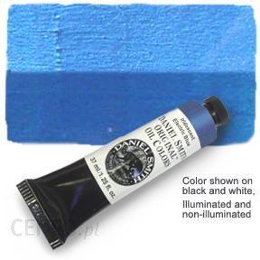 Original Oil 37ml tubes DANIEL SMITH S3 Iridescent Electric Blue (LM)