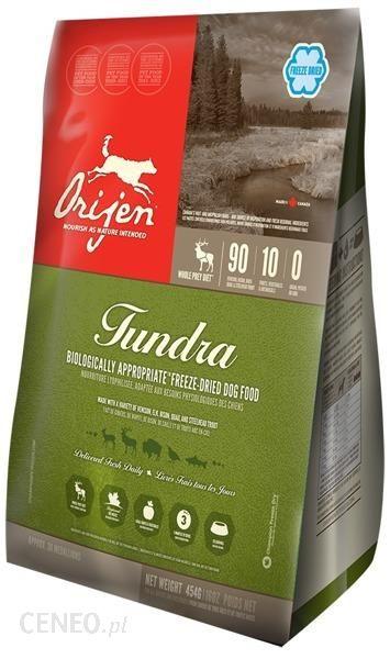 ORIJEN FREEZE-DRIED Tundra 454g
