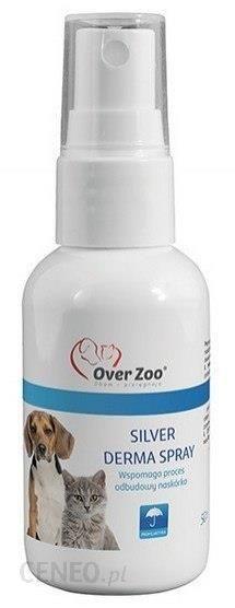 Over Zoo Silver Derma Spray 50Ml