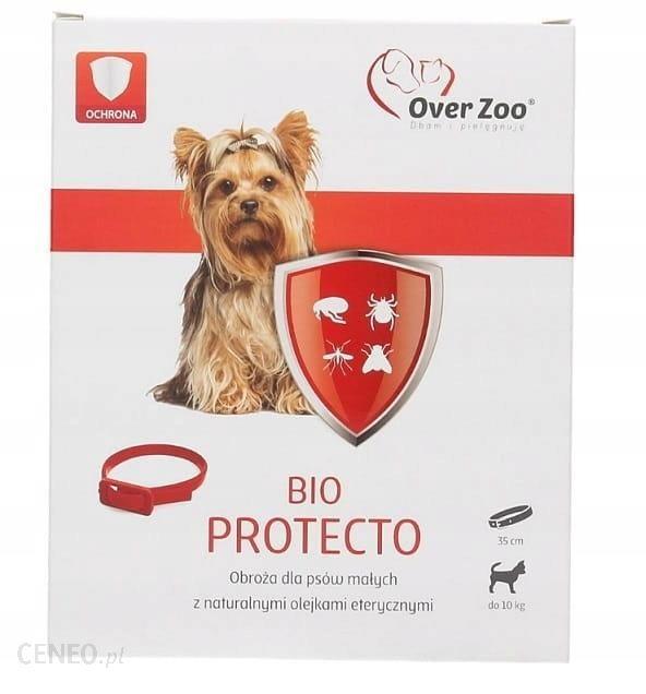 Overzoo Bio Protecto Plus Obroża Dla Psów Małych
