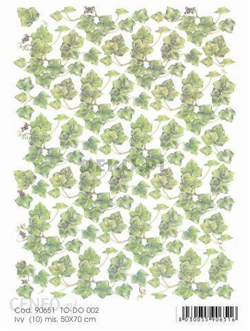 Papier do decoupage B2 50x70 TO-DO 002 1288