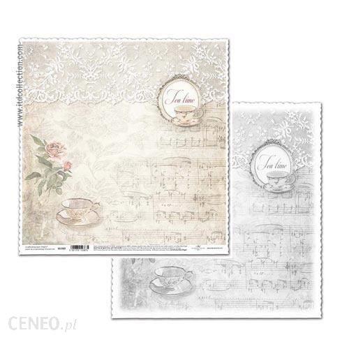 Papier ozdobny do scrapbookingu 315x325mm 502 502