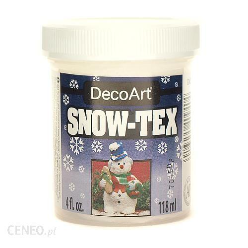 Pasta strukturalna Snow-Tex 118ml 118ML