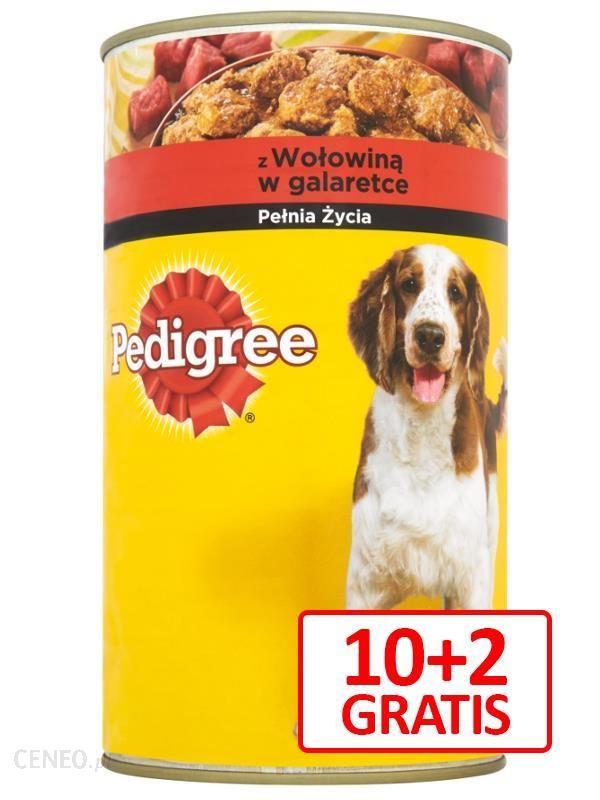 Pedigree Wołowina W Galarecie 12X1