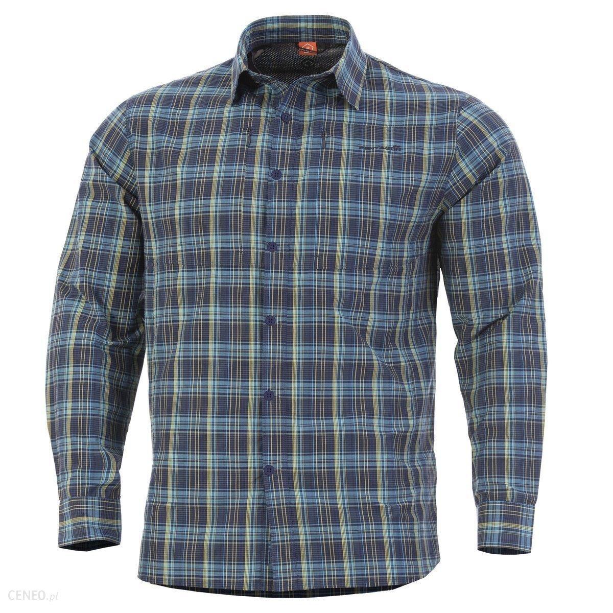 Pentagon Koszula Qt Tactical Blue Checks (K02015-05Bc)