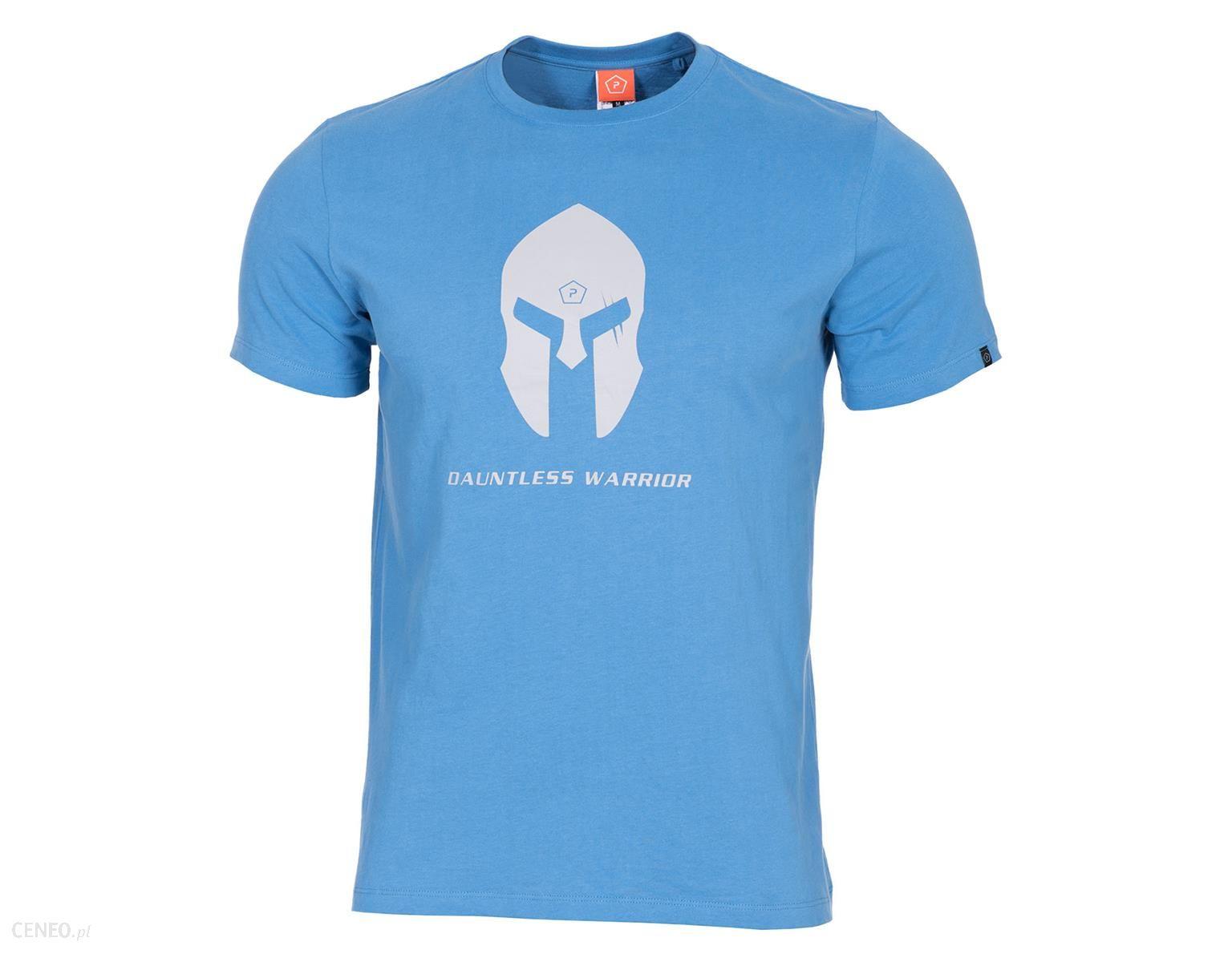 "pentagon Koszulka T Shirt ""Spartan"" Pacific blue K09012 25"