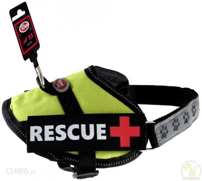 Pet Nova Szelki Rescue+ Xs Zielone