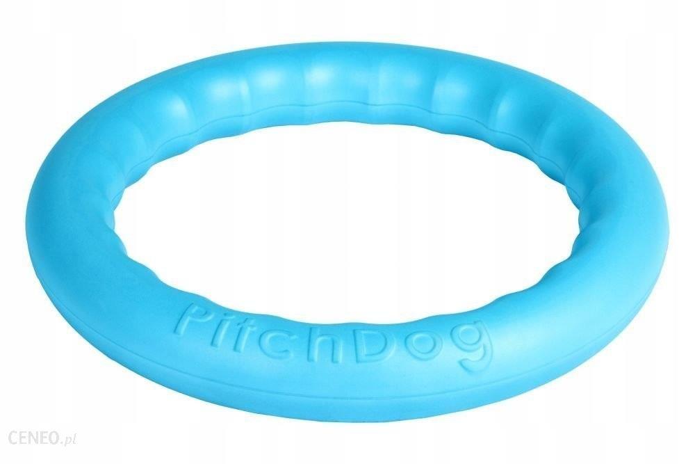 PitchDog Ring dla psa Puller 30' Niebieski