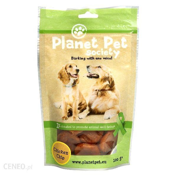 Planet Pet Society 100 G Talarki Z Kurczaka