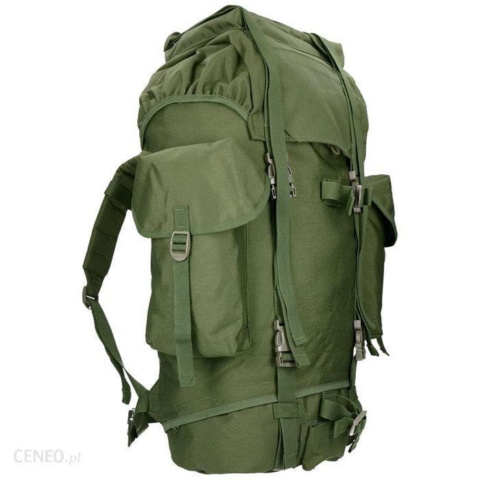 Plecak Taktyczny Wojskowy Combat 65L Pojemny Oliv