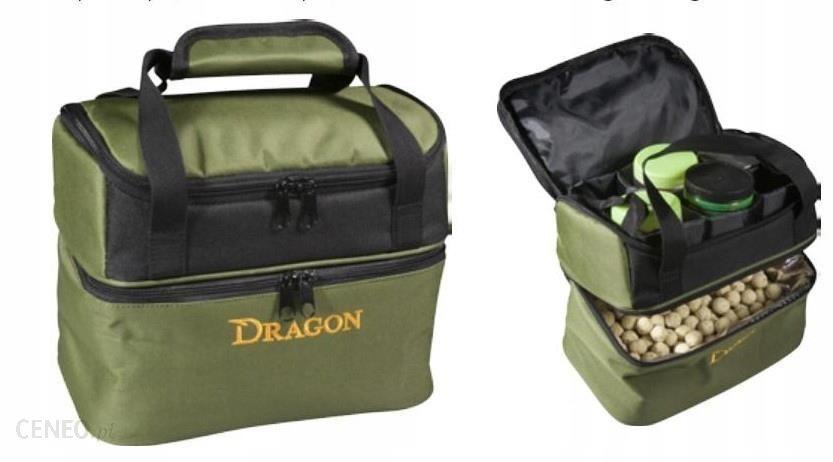 Pojemnik karpiowy z coolerem Dragon 28x18x21cm