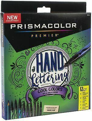 Prismacolor Zestaw Do Kaligrafii 12 Elem