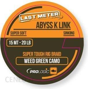 Prologic Abyss K Link 15M 40Lbs (54469)