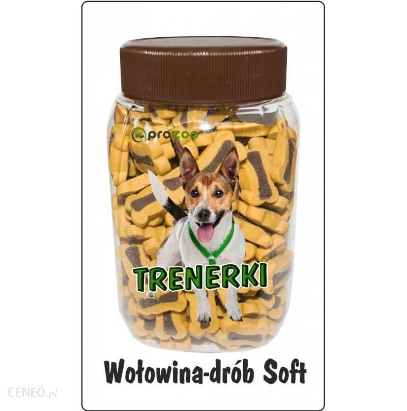 Prozoo Trenerki Wołowina Drób Soft 300 G