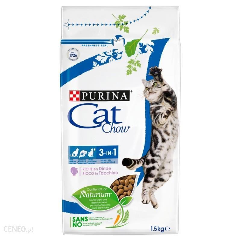Purina Cat Chow 3W1 1