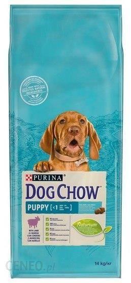 Purina Dog Chow Puppy Jagnięcina 14Kg