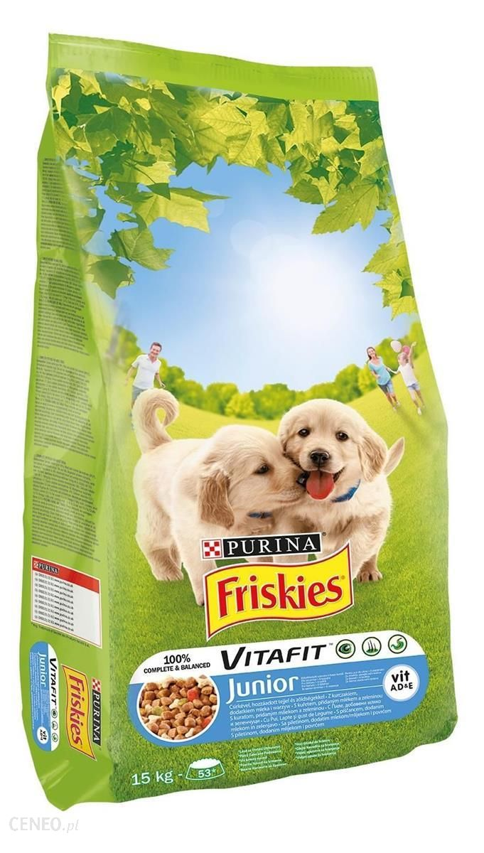 purina FRISKIES ACTIVE 15kg