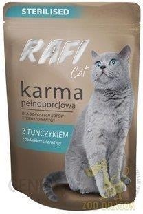 Rafi Cat Sterilised Tuńczyk 100G