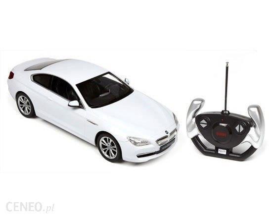 Rastar BMW 6 RASTAR 1:14 Biały RAS/42600 WHT