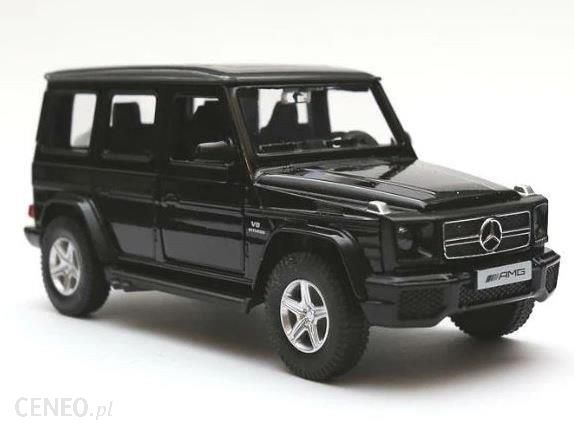 Rastar Mercedes Benz G63 1:24 Rtr Czarny