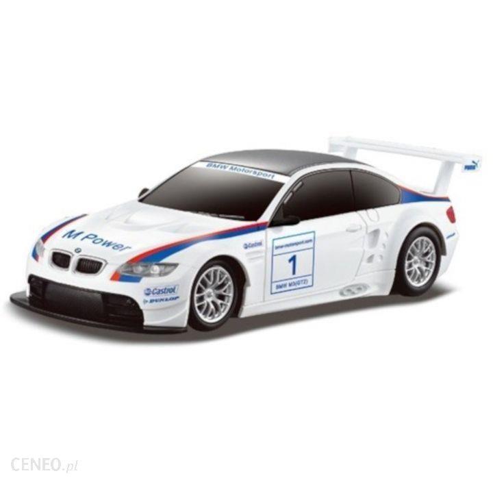 Rastar Samochód Bmw M3 1:24 Rtr (Zasilanie Na Baterie Aa) Biały