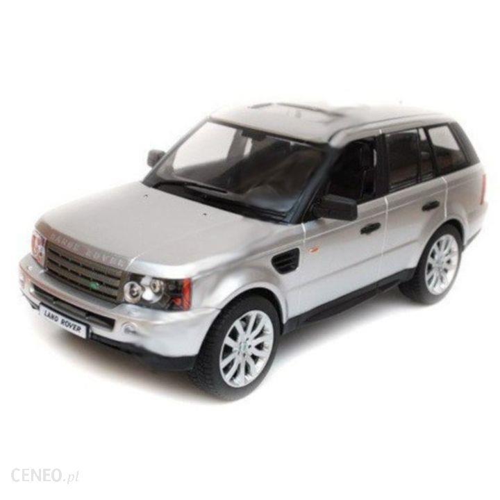 Rastar Samochód Landrover 1:14 Rtr (Akumulator Ładowarka Sieciowa) Srebrny
