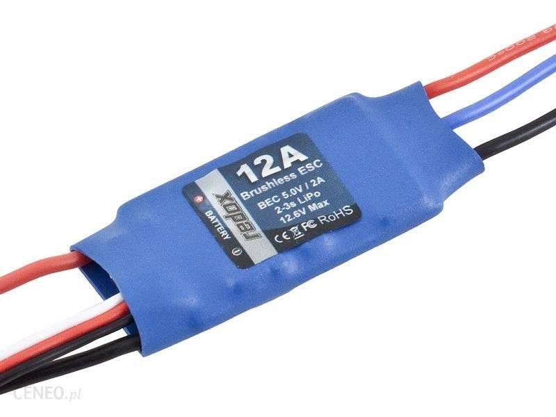 Redox Regulator Do Silników Bezszczotkowych 12A