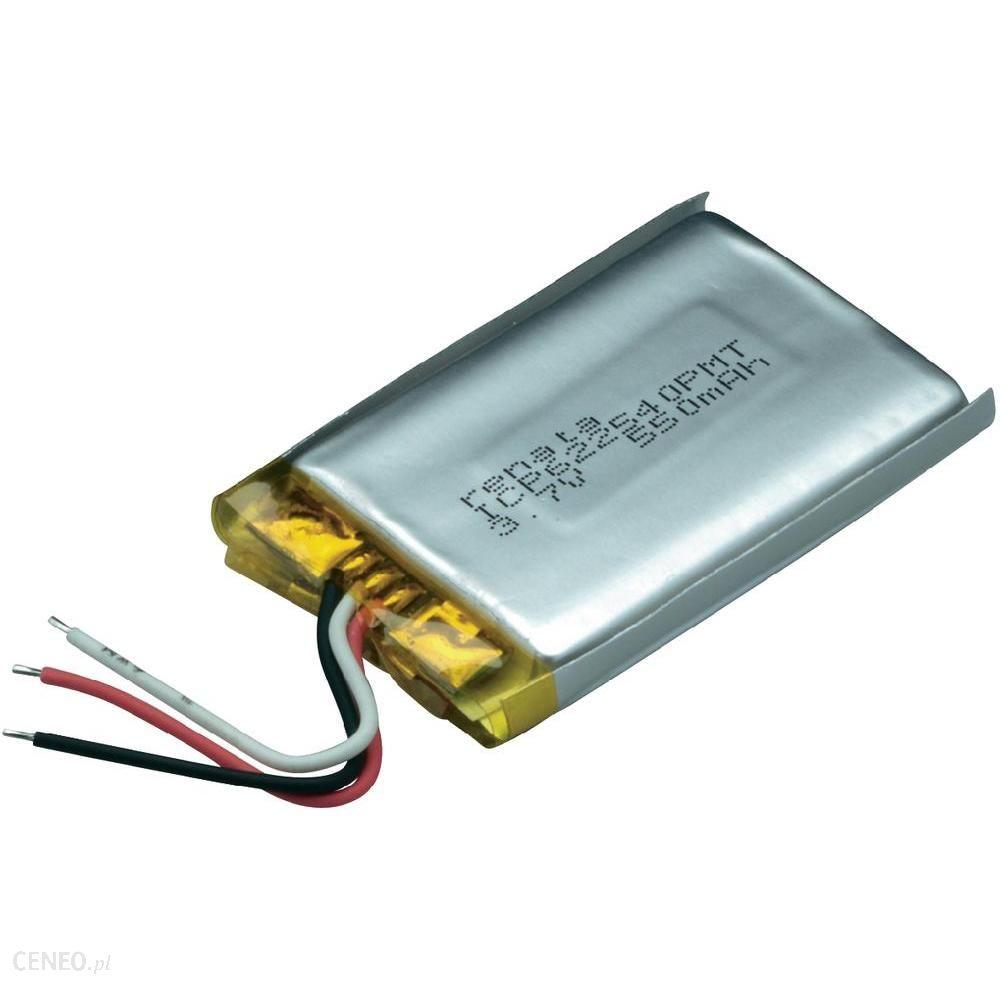 Renata Akumulator LiPo ICP622540PMT