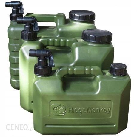 Ridgemonkey Heavy Duty Water Carrier Kanister 10 L
