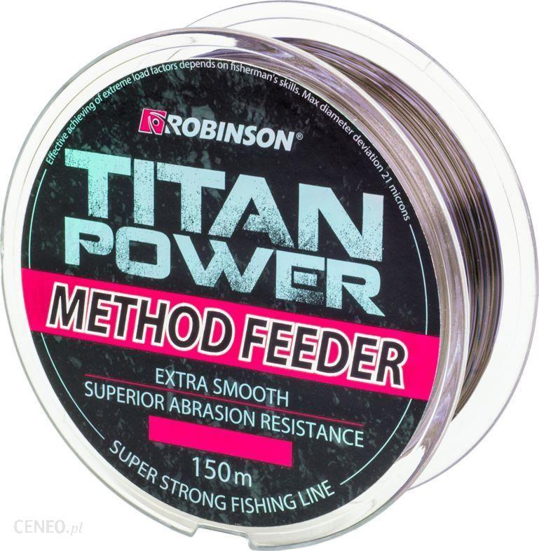 Robinson Żyłka Titan Power Method Feeder 150M 0.175Mm