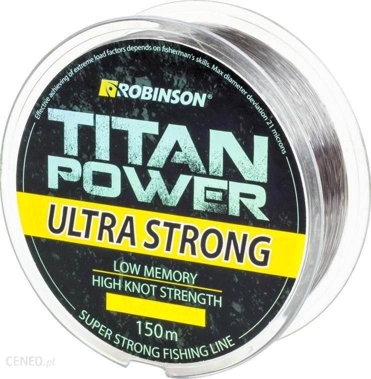 Robinson Żyłka Titan Power Ultra Strong 150M 0.260Mm