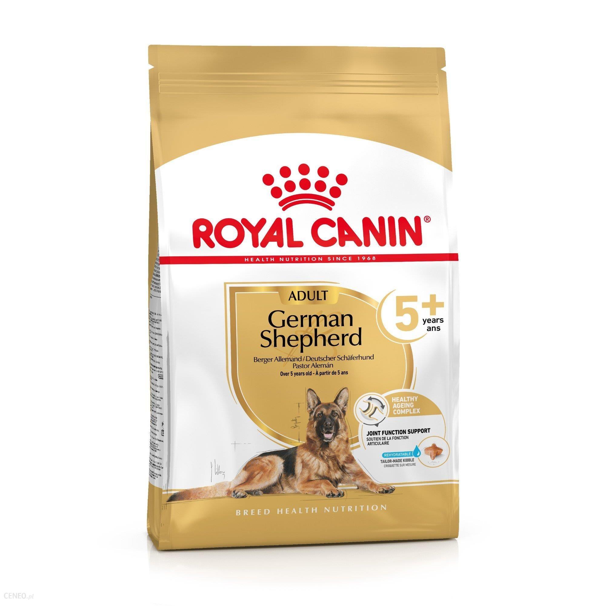 Royal Canin German Shepherd 5+Adult 12Kg