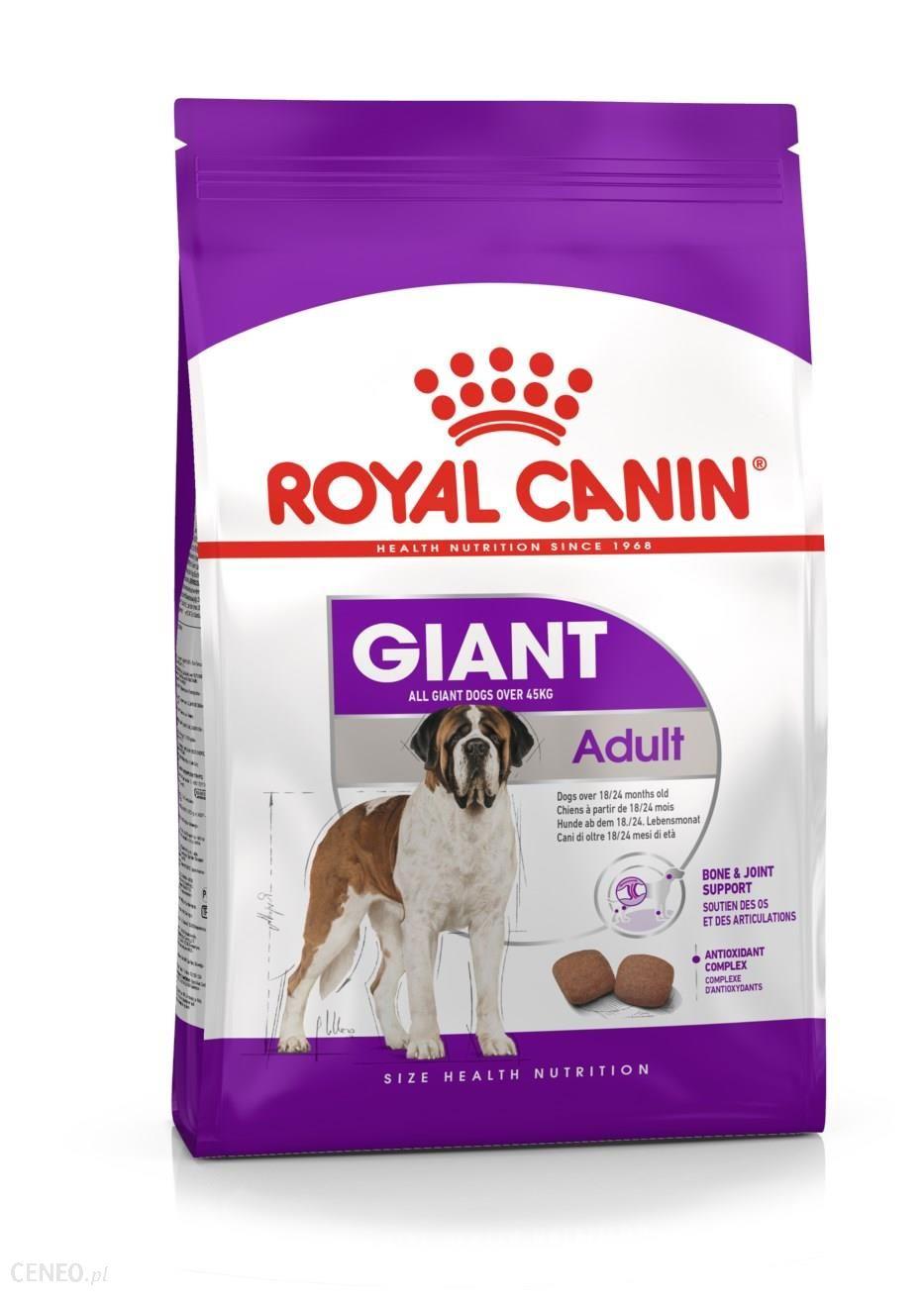 Royal Canin Giant Adult 18Kg