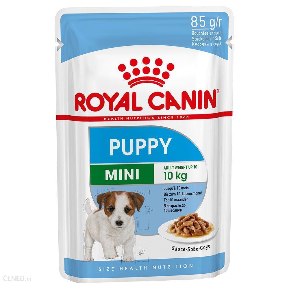 Royal Canin Mini Puppy Wet 48x85g