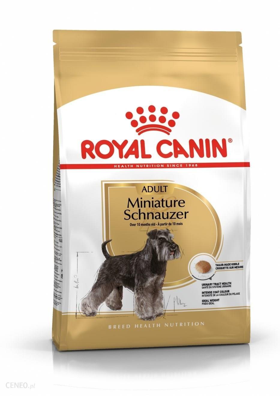 Royal Canin Miniature Schnauzer Adult 500g