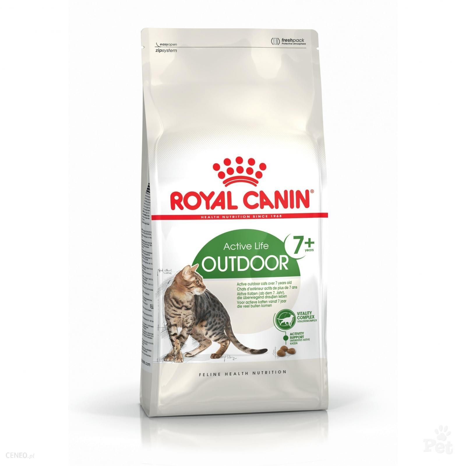 Royal Canin Outdoor +7 10kg