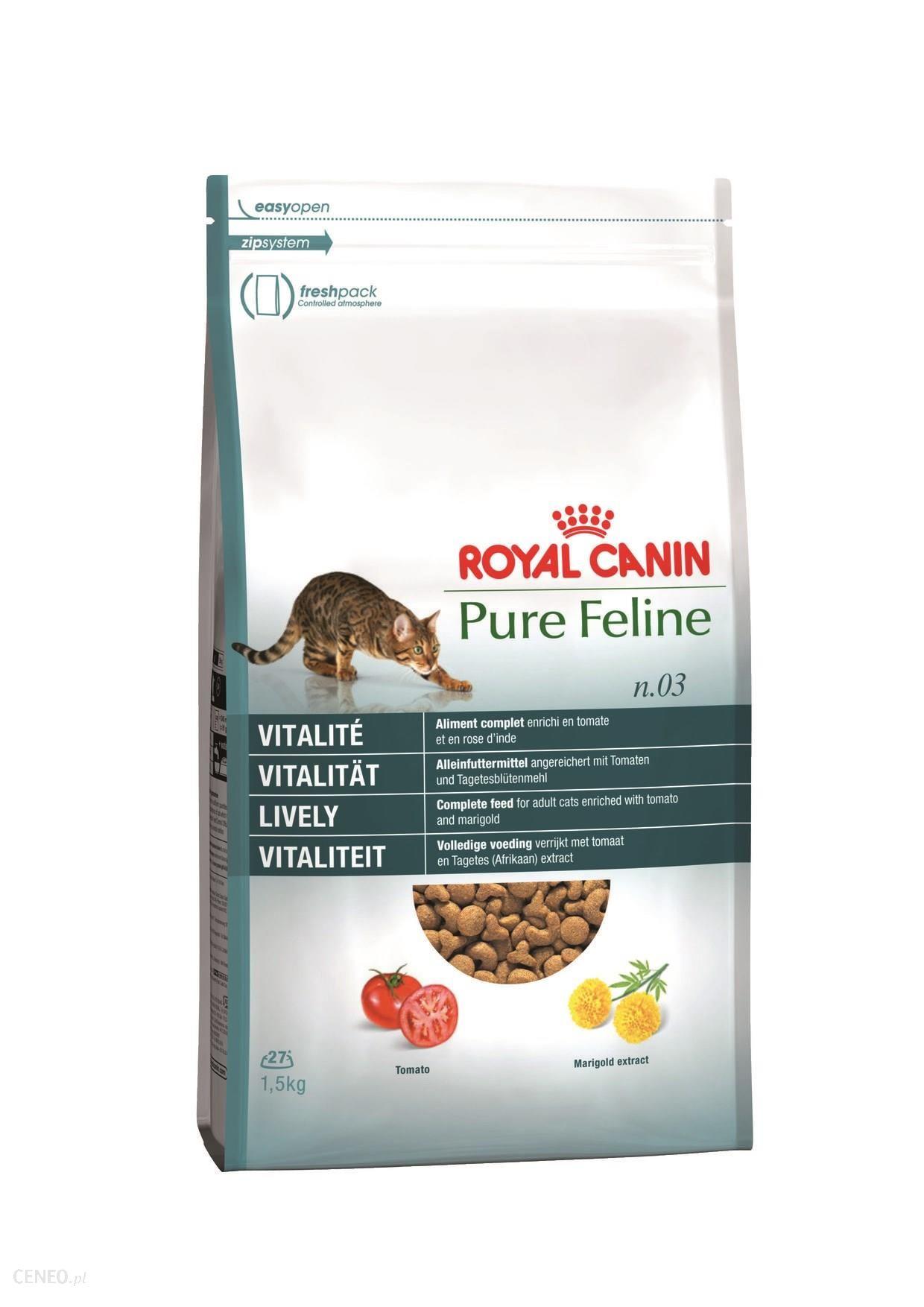 Royal Canin Pure Feline N.03 Lively 1