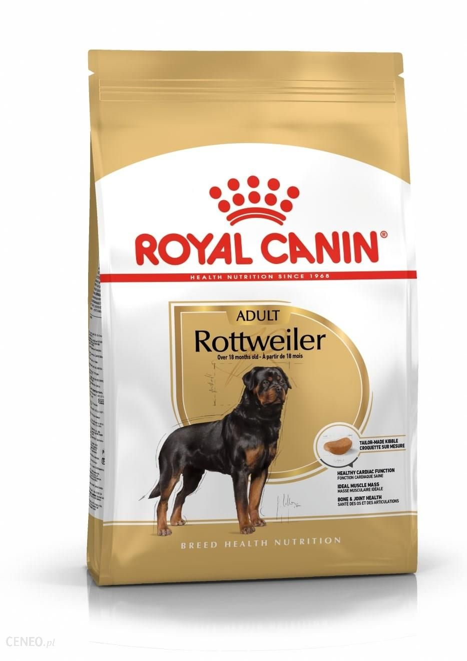 Royal Canin Rottweiler Adult 2x12kg