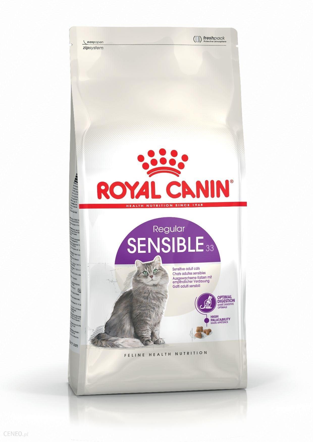 Royal Canin Sensible 33 12kg