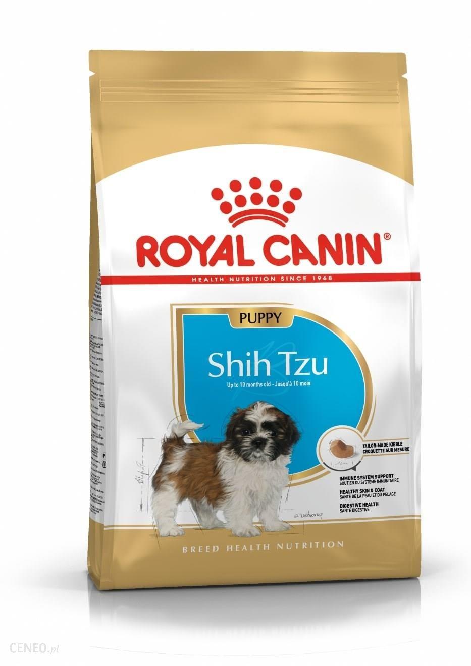 Royal Canin Shih Tzu Puppy 1
