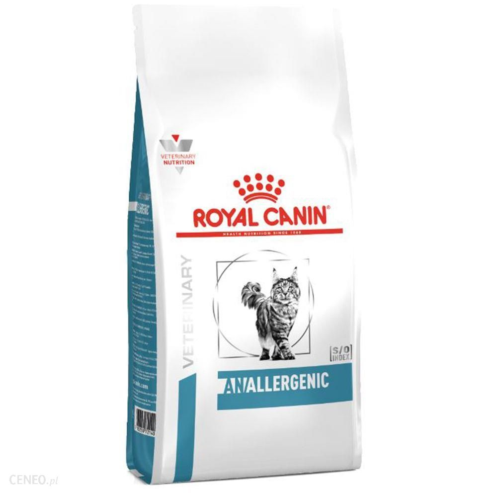 Royal Canin Veterinary Diet Anallergenic AN24 4kg