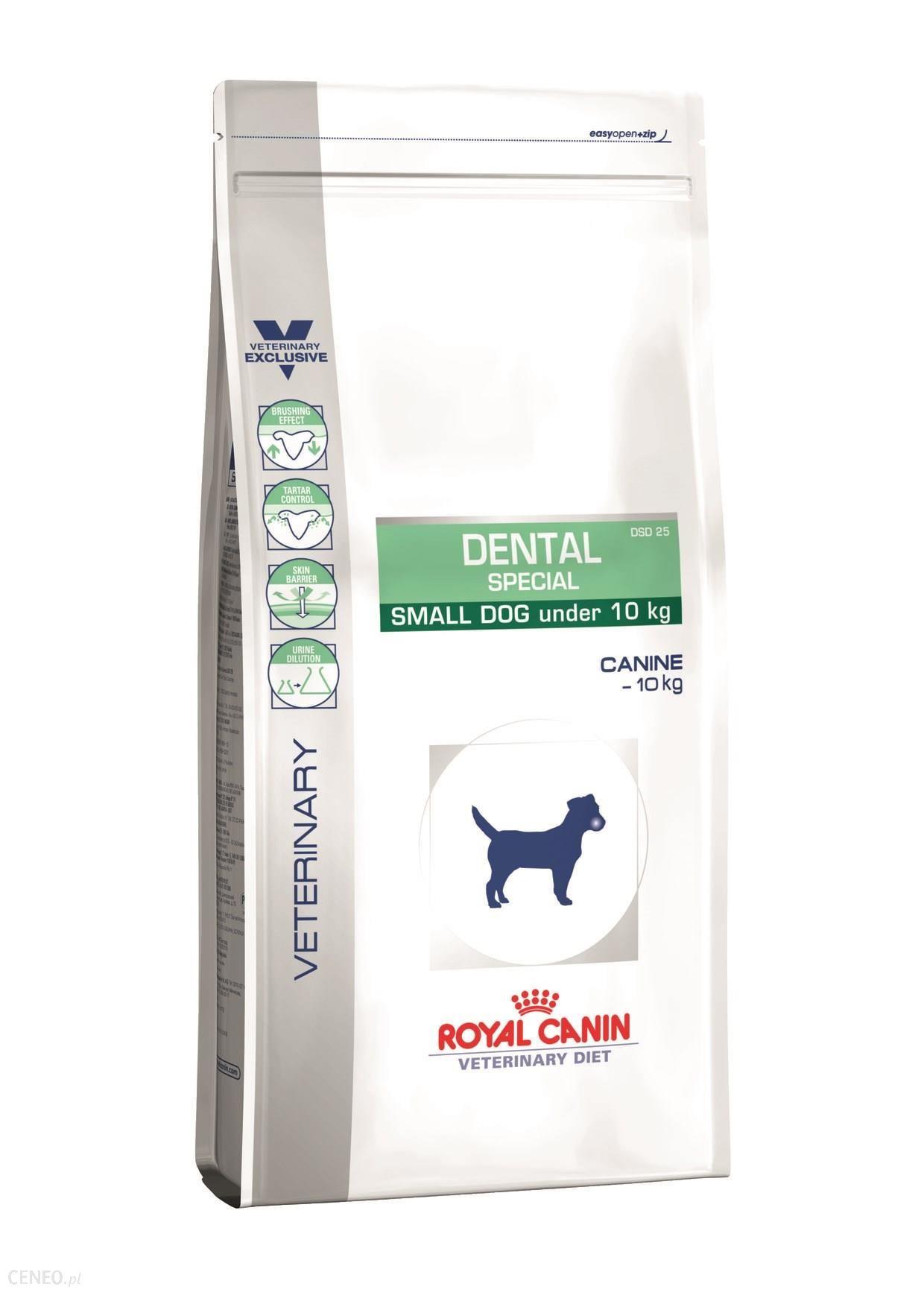 Royal Canin Veterinary Diet Dental Special Small Dog DSD25 2Kg
